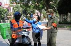 Bắc Ninh: Các huyện giảm dần số lượng chốt kiểm soát dịch COVID-19
