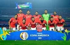Thêm Chile có ca mắc COVID-19, 65 người dự Copa America nhiễm bệnh