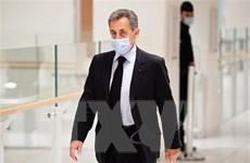 Công tố viên Pháp đề nghị án tù giam với cựu Tổng thống Sarkozy