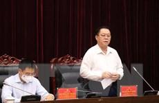 Đoàn công tác Ban Tuyên giáo Trung ương làm việc tại tỉnh Điện Biên