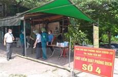 Hưng Yên: Huyện Yên Mỹ kiểm soát chặt việc phong tỏa vùng có dịch