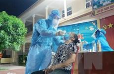 Nghệ An có 3 ca dương tính với SARS-CoV-2 trong ngày 21/6