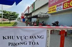 Dịch COVID-19: Gỡ phong tỏa Siêu thị Big C Đồng Nai trước thời hạn