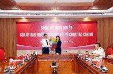 Quốc hội phê chuẩn nữ Phó Tổng Kiểm toán Nhà nước đầu tiên