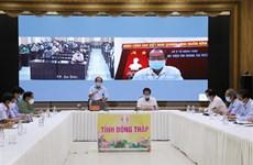 Phát hiện ca dương tính, Đồng Tháp phong tỏa Bệnh viện Đa khoa Sa Đéc