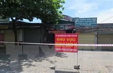Nghệ An: Chợ đầu mối thành phố Vinh có thể là ổ dịch COVID-19