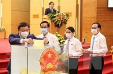 Phú Thọ bầu các chức danh chủ chốt của HĐND, UBND tỉnh