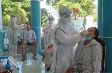 Phú Yên xét nghiệm sàng lọc SARS-CoV-2 đối với các nhân viên y tế