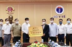 T&T Group tài trợ bơm kim tiêm cho chiến dịch 150 triệu liều vaccine