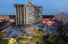 Mỹ: Sập nhà kinh hoàng ở Miami làm nhiều người thương vong và mất tích