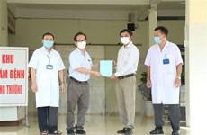 Đắk Lắk: Tất cả 4 bệnh nhân COVID-19 đều đã được điều trị khỏi