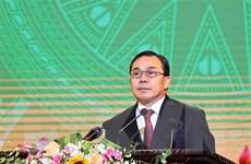Tình đoàn kết đặc biệt Việt Nam-Lào ngày càng đơm hoa kết trái