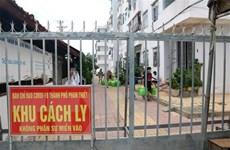 Bình Thuận phong tỏa thêm 3 xóm với hơn 3.000 nhân khẩu để chống dịch