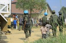 Cộng hòa Dân chủ Congo ban bố giới nghiêm tại thành phố Beni