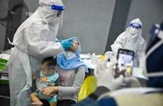 Các chỉ số đáng quan ngại về tình hình dịch bệnh tại Malaysia