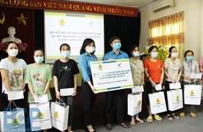 Đại sứ quán New Zealand hỗ trợ lao động nữ bị ảnh hưởng bởi COVID-19