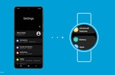 Samsung cho ra mắt giao điện đồng hồ thông minh mới