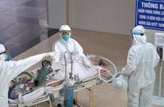 Thành phố Hồ Chí Minh: Chiến sỹ công an mắc COVID-19 nặng đã hồi phục