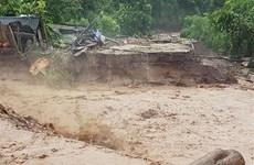 Đề phòng nguy cơ lũ quét, sạt lở đất tại 4 tỉnh miền núi phía Bắc