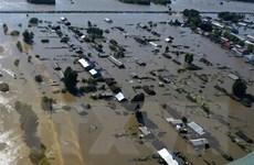 Lũ lụt tại Trung Quốc và Indonesia, hàng chục nghìn người phải sơ tán
