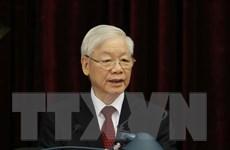 Hội nghị trực tuyến giữa Đảng Cộng sản Trung Quốc và các chính đảng