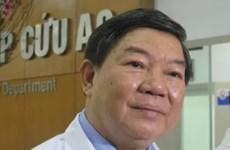 Truy tố nguyên Giám đốc Bệnh viện Bạch Mai Nguyễn Quốc Anh
