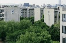Hàn Quốc: Nở rộ trào lưu chụp ảnh các khu chung cư cũ