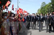 Báo PathetLao: Quan hệ giữa Lào-Việt Nam sẽ mãi trường tồn