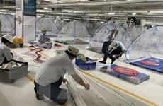Bình Phước: 153 doanh nghiệp tổ chức lưu trú cho công nhân tại KCN