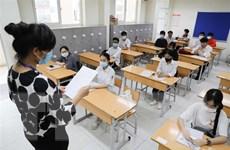 TP.HCM đề xuất xét đặc cách tốt nghiệp THPT cho thí sinh thi đợt 2
