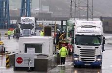 EU từ chối đề nghị của Anh về đàm phán lại Nghị định thư Bắc Ireland