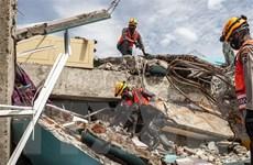 Động đất cường độ 5,9 làm rung chuyển khu vực Tây Indonesia
