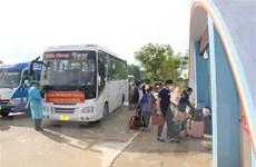 Hà Tĩnh đón người dân từ Thành phố Hồ Chí Minh và các tỉnh phía Nam