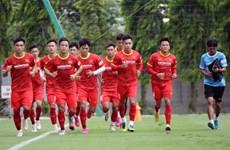 Đội tuyển U22 Việt Nam dự kiến hội quân vào đầu tháng 8