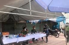 Hòa Bình: Giãn cách xã hội toàn huyện Lương Sơn theo Chỉ thị 16