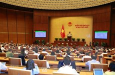 Thông qua Nghị quyết về Kế hoạch phát triển kinh tế-xã hội 2021-2025