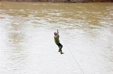 Kon Tum: Lập tổ kiểm soát người dân qua lại trên sông Pô Kô