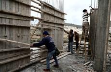 Israel cấp thêm 16.000 giấy phép lao động cho người Palestine