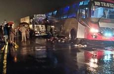 Tai nạn thảm khốc tại Ấn Độ, ít nhất 18 người thiệt mạng