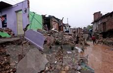 Mưa lũ tại Kashmir, 4 người thiệt mạng, hàng chục người mất tích
