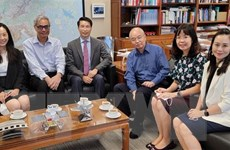 Tăng cường hợp tác giáo dục giữa Việt Nam và Đại học tại Hong Kong