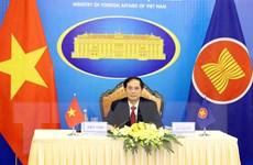 Hình ảnh Hội nghị Bộ trưởng Ngoại giao ASEAN lần thứ 54