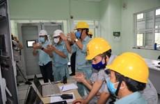 Hòa lưới thành công tổ máy H5 Dự án mở rộng thủy điện Đa Nhim