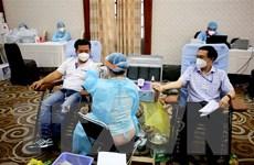 Hàng nghìn đơn vị máu góp sức cùng miền Nam chống dịch