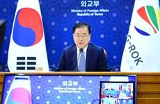 Hàn Quốc cam kết tăng cường hợp tác với các nước tiểu vùng Mekong