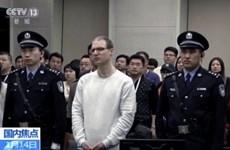 Tòa án Trung Quốc bác kháng cáo của công dân Canada bị kết án tử hình