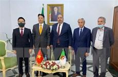 Tăng cường hợp tác giữa Đảng Cộng sản Việt Nam và Đảng FLN Algeria