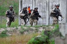 Triều Tiên chỉ trích cuộc tập trận chung của Hàn Quốc và Mỹ