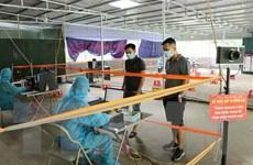 Lai Châu nỗ lực giữ vững thành quả không có ca bệnh thứ phát