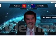 Thúc đẩy xuất khẩu sản phẩm công nghệ thông tin sang Australia